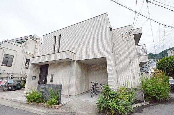 サニーハイツ宝塚[102号室]の外観