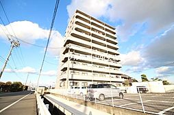岡山県岡山市南区浦安南町の賃貸マンションの外観