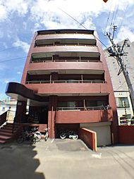 北海道札幌市中央区南九条西6丁目の賃貸マンションの外観