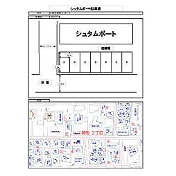 小島新田駅 1.3万円