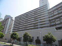 あべのマルシェ東館[4階]の外観