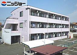 TYスタジオアパートメント[2階]の外観