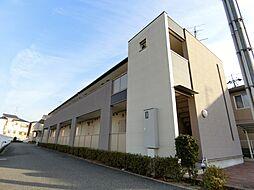 クレセント茨木[1階]の外観