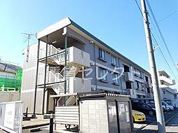 サンパレス横須賀[206号室]の外観
