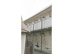 エステートピアモアレ[1階]の外観