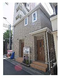 東京都台東区上野桜木1丁目の賃貸アパートの外観