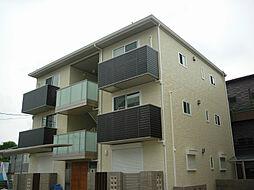 豊川モリハイツ[1階]の外観