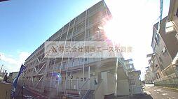 大阪府松原市天美北3丁目の賃貸マンションの外観