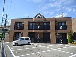 ツインズコート相生壱番館[2階]の外観