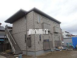 ハイツKANAI 2[1階]の外観