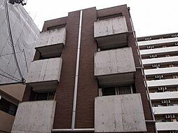 プライムコート東三国[4階]の外観
