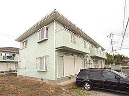 コーポKIKU B棟[1階]の外観