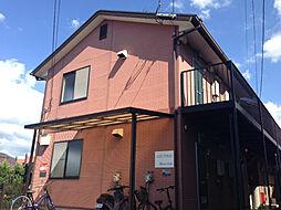 レジデンス香住ヶ丘[1階]の外観