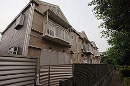 パークハイツ松ヶ丘[203号室]の外観