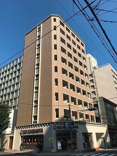 ヘスティア神戸[1002号室]の外観