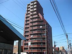 ロマネスク通町[104号室]の外観