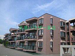 北海道札幌市東区北四十二条東17丁目の賃貸マンションの外観
