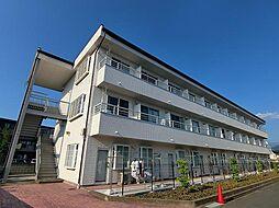 コーポソイビーン W棟[1階]の外観