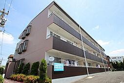 愛知県名古屋市緑区久方3丁目の賃貸マンションの外観