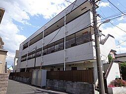 埼玉県戸田市笹目1丁目の賃貸マンションの外観