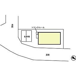 [一戸建] 石川県金沢市田上の里1丁目 の賃貸【石川県 / 金沢市】の外観