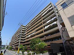 クレストフォルム松戸ウッドスクエア[9階]の外観
