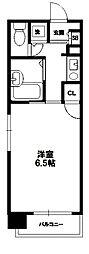 CityLifeプレサンス新大阪[9階]の間取り