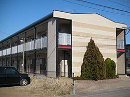 レオパレスSOLEIL横田[2階]の外観