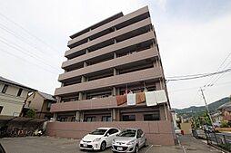 KハイツII[3階]の外観