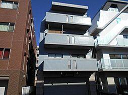 K'SリビングII[4階]の外観