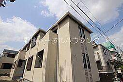東急東横線 学芸大学駅 徒歩9分の賃貸アパート