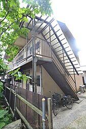 広島県広島市東区矢賀2丁目の賃貸アパートの外観