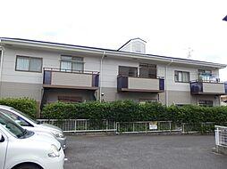 愛知県岡崎市伊賀新町の賃貸アパートの外観