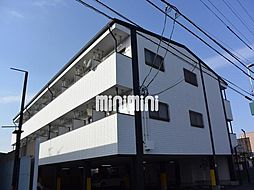 愛知県名古屋市港区当知1の賃貸マンションの外観