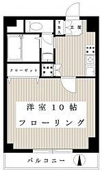 神奈川県横浜市泉区和泉中央北2丁目の賃貸マンションの間取り