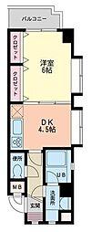 コーラルバレー戸塚[4階]の間取り