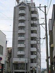 ベルヴィコート本通III[5階]の外観