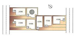 東川口 3LDKの居間