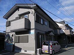 ユタカハイツ 壱番館[2階]の外観