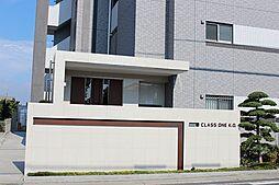 愛知県津島市橘町4丁目の賃貸マンションの外観