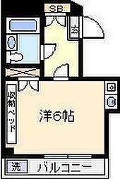 エスパッソ綾瀬[4階]の間取り
