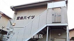 兵庫県姫路市南新在家の賃貸アパートの外観