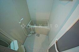 ノルデンタワー新大阪の浴室乾燥機もついたバスルーム