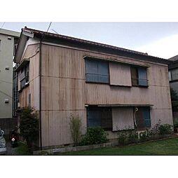 渋谷荘[1階]の外観