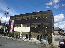 ハイツ御殿山[102号室]の外観