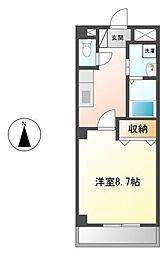 K・Y・K[2階]の間取り