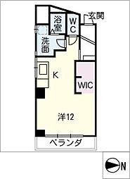 太陽荘ビル[3階]の間取り