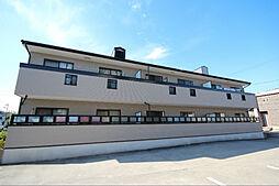 愛知県名古屋市港区十一屋3丁目の賃貸アパートの外観