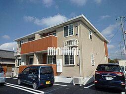 静岡県富士宮市阿幸地町の賃貸アパートの外観