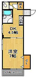 入江ビル[3階]の間取り